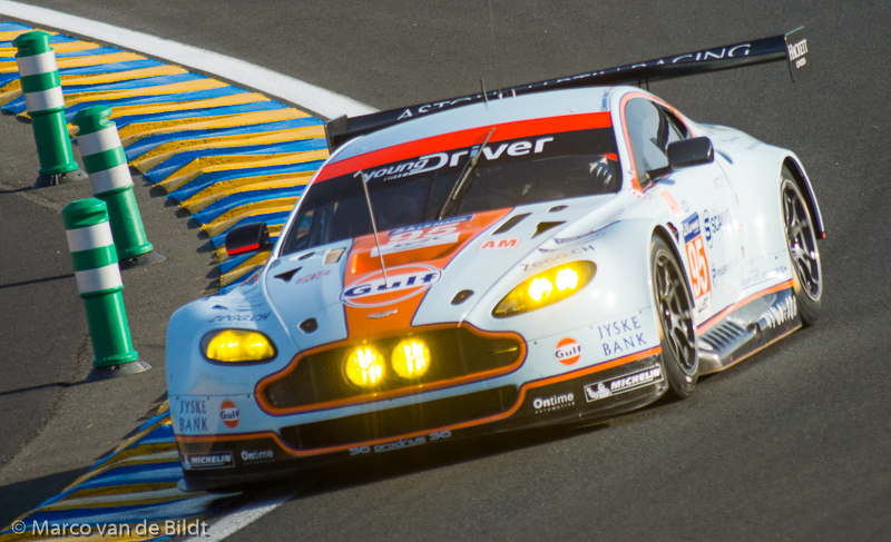 no 95 Aston Martin LM GTE Am