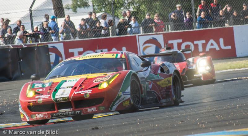 LM GTE Pro Ferreari AF Corse