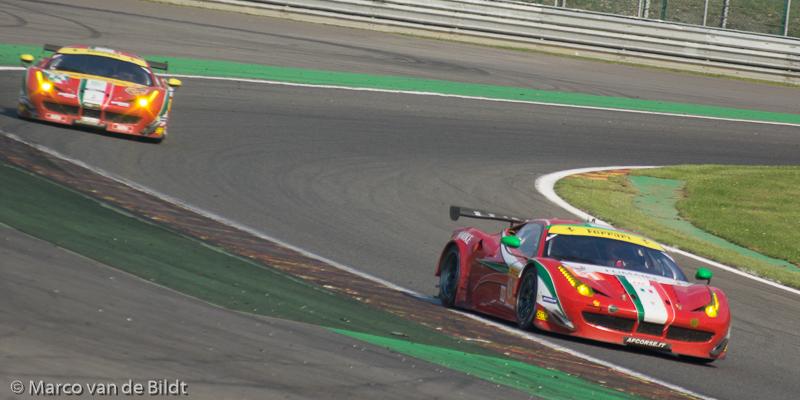 Ferrari in Pouhon