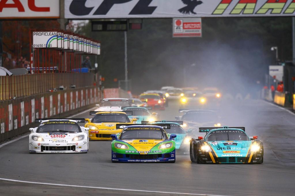 MOTORSPORT / 2009 GT FIA ZOLDER
