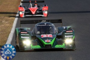 Drayson asian le mans 2