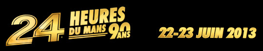 banner24 uur van Le Mans 2013
