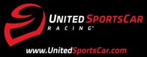 logo United Sportscar Racing zwart