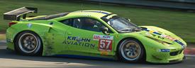 Krohn Racing Ferrari 458 Italia