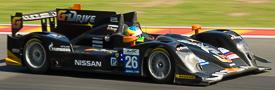 G-Drive Racing  Oreca 03 - Nissan