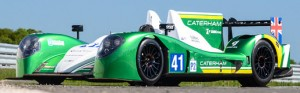 Greaves Motorsport Zytek Nissan