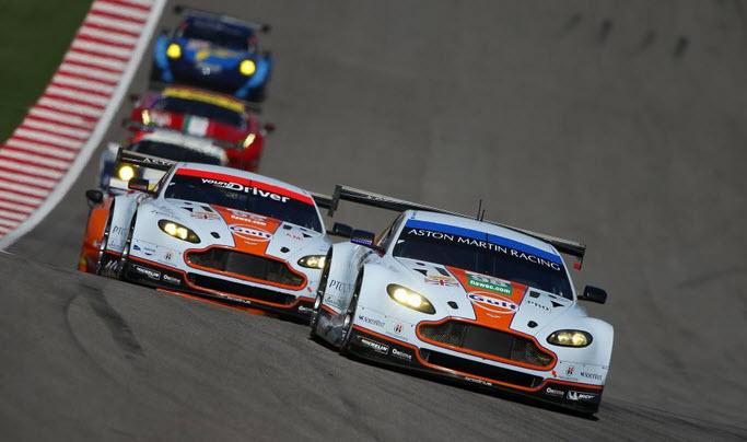 Aston Martin GT COTA FIA WEC 2013