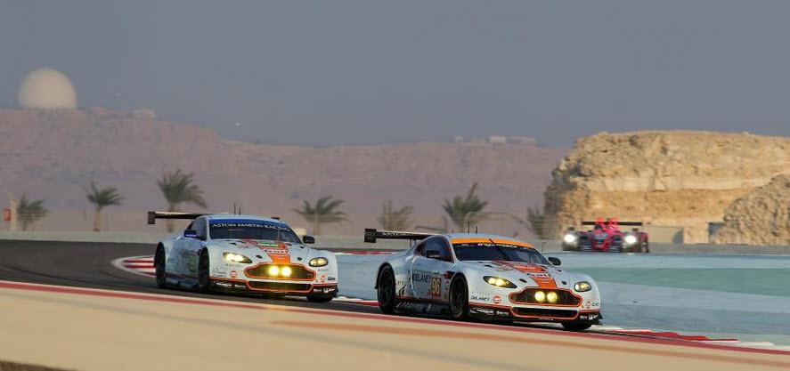 Aston Martin GTE Am Bahrein 2013 FIA WEC
