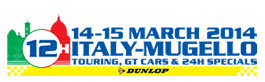 logo 12 uur van Mugello