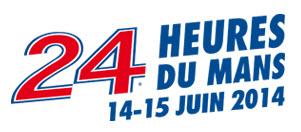 logo 24 uur van Le Mans 2014