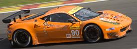 8Star Motorsports Ferrari 458