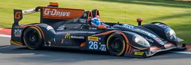 G-Drive Racing voorbeschouwing 24 uur van Le mans 2014