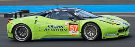 Krohn Racing Ferrari 458
