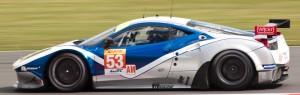 no 53 RAM Racing Ferrari