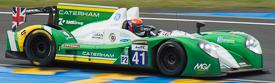 Greaves Caterham Racing