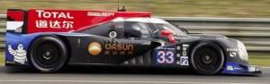 no 33 OAK Racing Ligier
