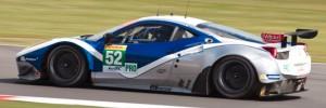 no 52 RAM Racing Ferrari 458