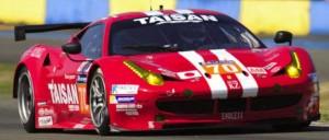 no 70 Taisan Ferrari