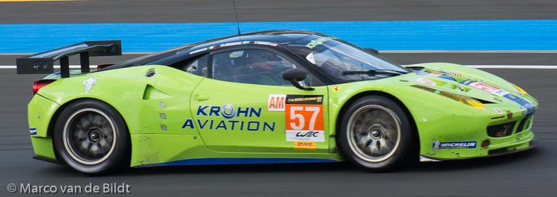 Krohn Racing Ferrari