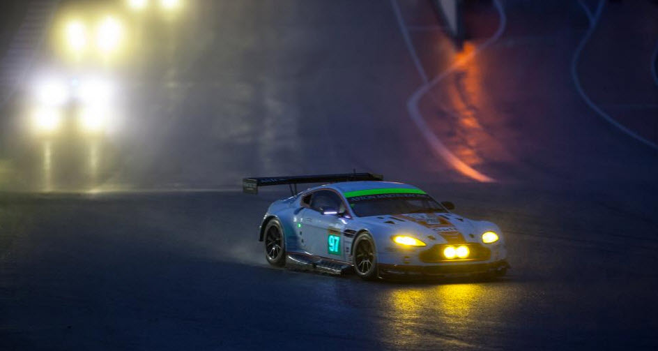 FIA WEC COTA Aston Martin