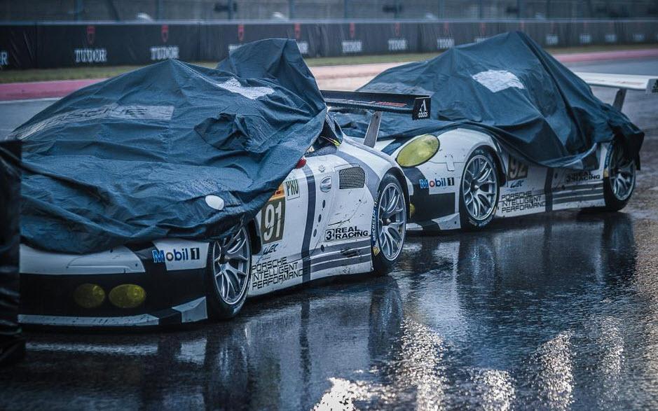 FIA WEC COTA Porsche