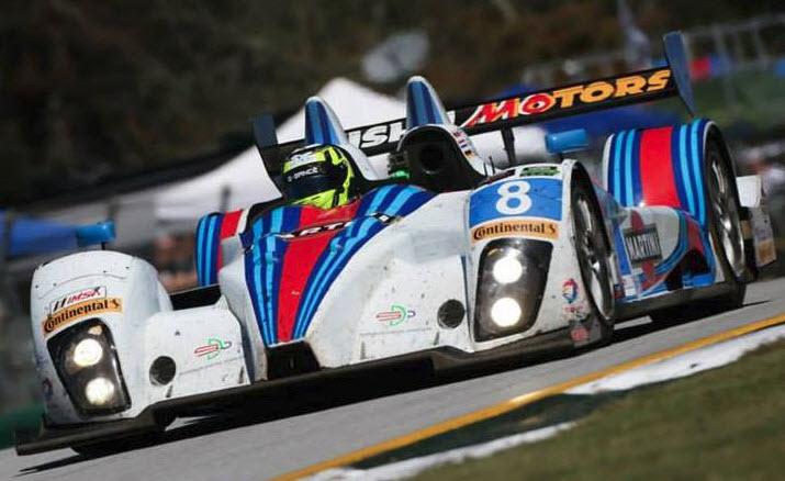 Starworks Motorsports LMPC Petit Le Mans