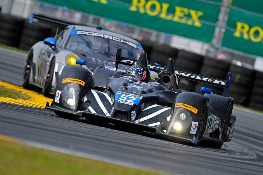 PR1/ Mathaisen Motorsport Oreca FLM