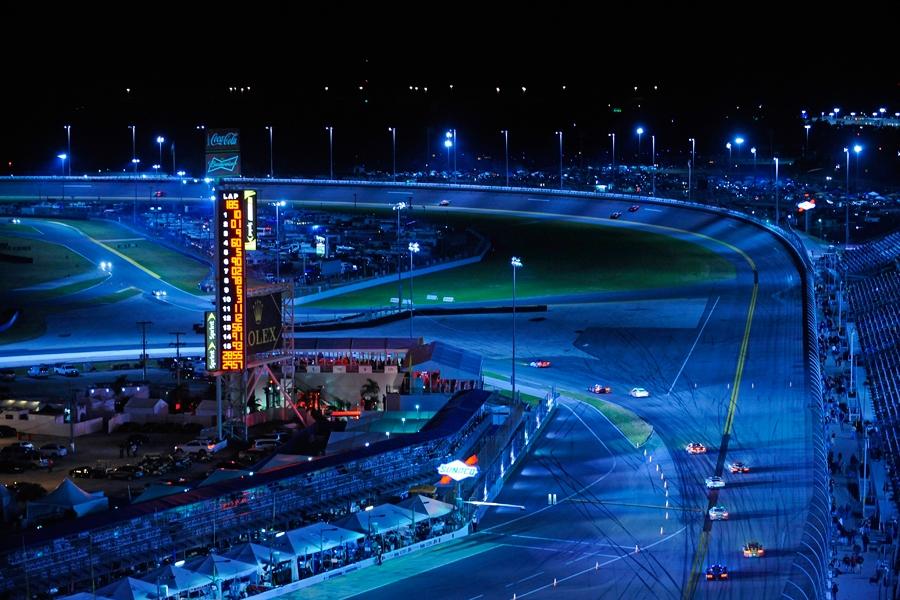 24 uur van Daytona 2015