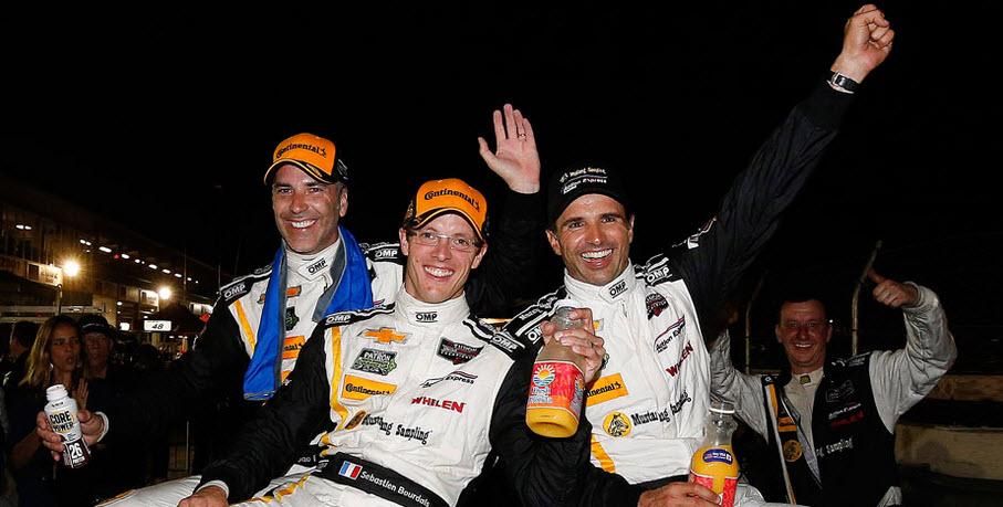 finish winnaars 12 uur van Sebring 2015