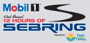 logo 63ste 12 uur van Sebring 2015