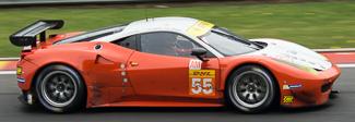 no 55 AF Corse Ferrari