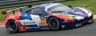 no 72 SMP Ferrari