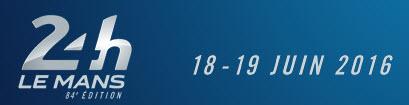 logo 24 uur van Le Mans 2016-2