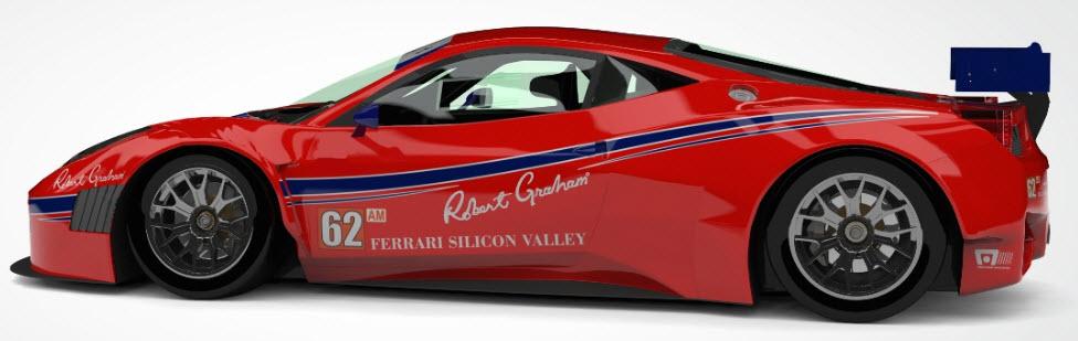 n0 62 scuderia corsa Ferrari c Scuderia Corsa