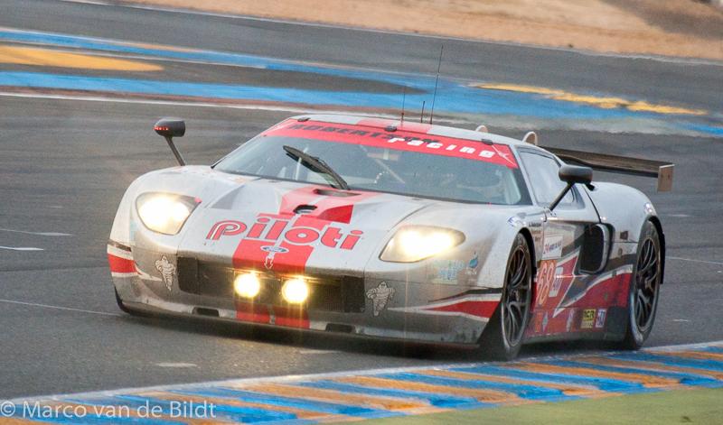 Robertson Racing Ford GT (foto: Marco van de Bildt)