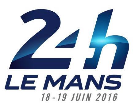 logo 24 uur van Le Mans 2016