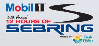 logo IMSA 12 uur van Sebring 2016