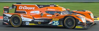 no 26 G-Drive Racing