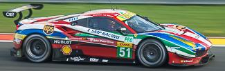 no 51 Ferrari