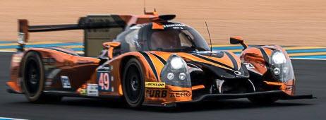 no 49 Michael Shank Racing Ligier Honda c 24 heures du Mans FB