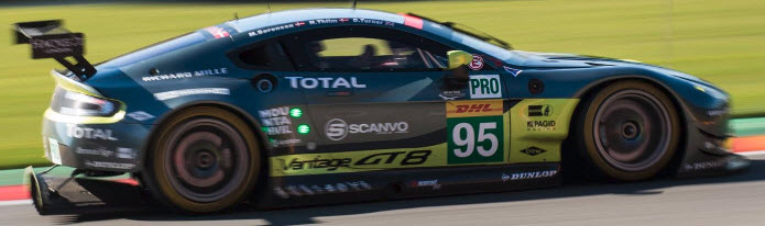 no 95 AMR Aston Martin Vantage c Aston Martin Racing