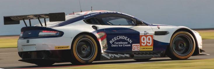 no 99 AMR Aston Martin Vantage c Aston Martin Racing