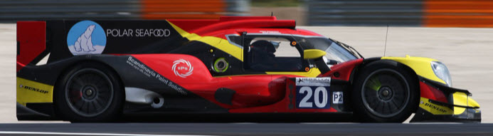no 20 High Class Racing Oreca