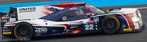 no 22 united Autosports Ligies JSP217