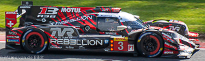 no 3 Rebellion Racing R13 Gibson