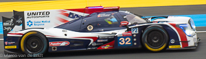 no 32 United Autosports Ligier