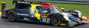 no 38 Jackie Chan DC Racing Oreca
