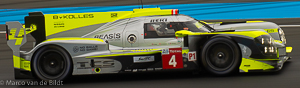 no 4 ByKolles Racing ENSO CLM Nismo