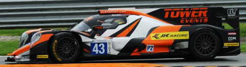 no 43 RLR M Sport Oreca