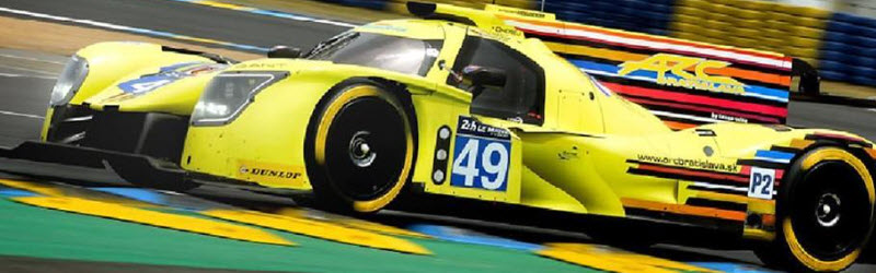 no 49 ARC Bratislava Ligier